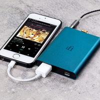 iFi anuncia su nuevo DAC Hip-dac, un modelo ultracompacto para mejorar el audio de nuestros móviles