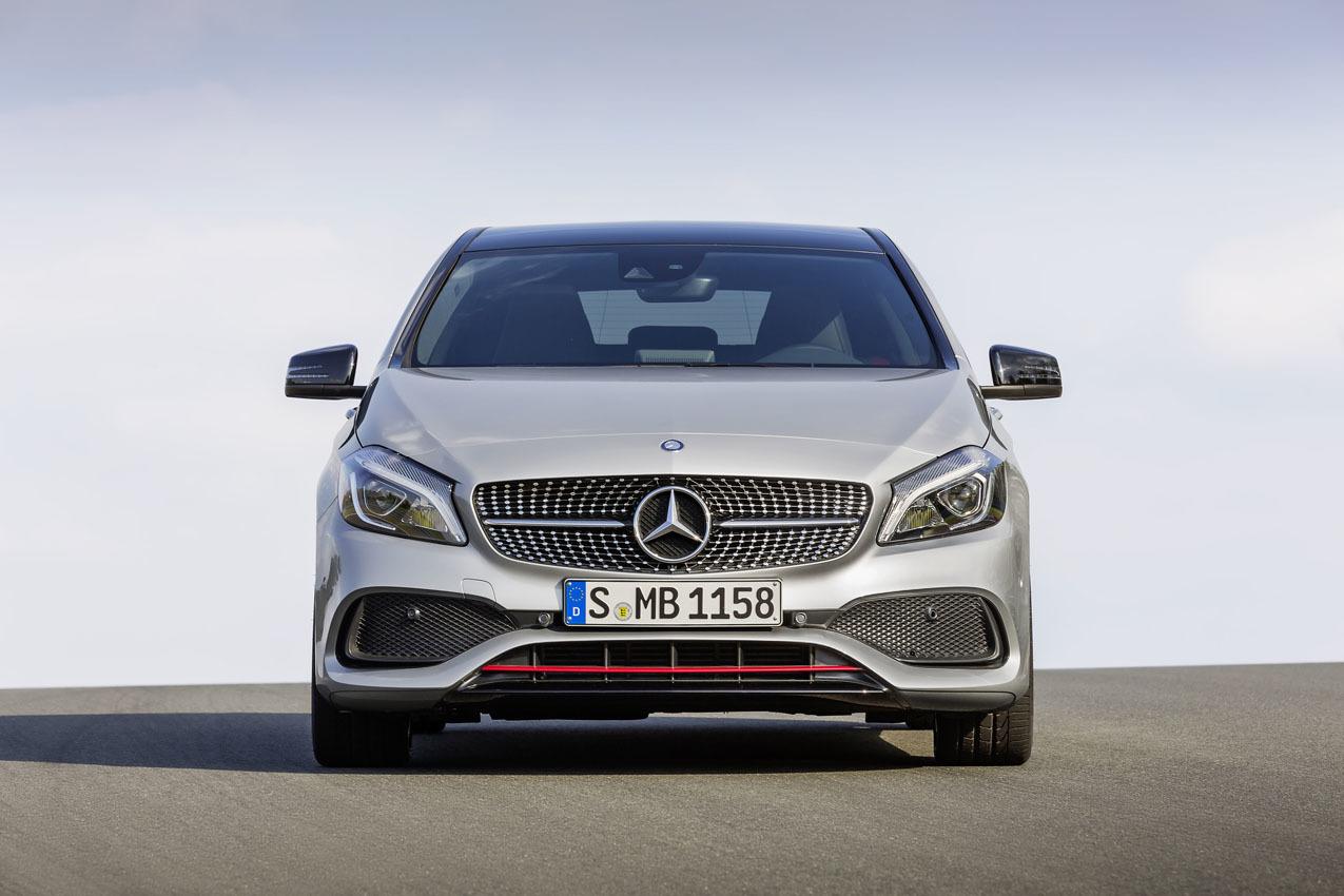 Foto de Mercedes-Benz Clase A 2015 (27/43)