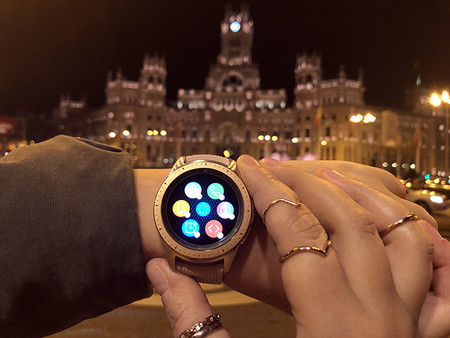 Reloj Samsung Galaxy Watch Analisis Experiencia Review 20