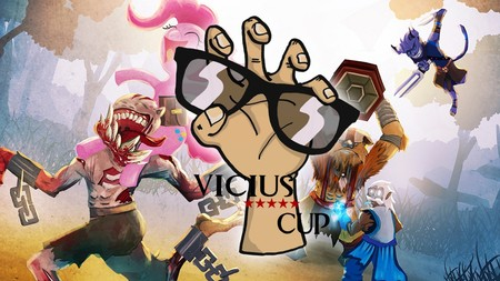 Así fue la primera Vicius Cup en la escena española de Dota 2
