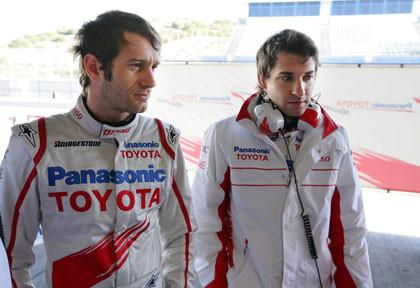 Para Trulli, el Mundial 2008 ya es de Ferrari
