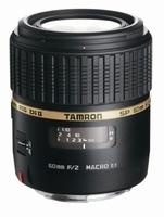 Tamron SP AF60mm F/2 Di II MACRO