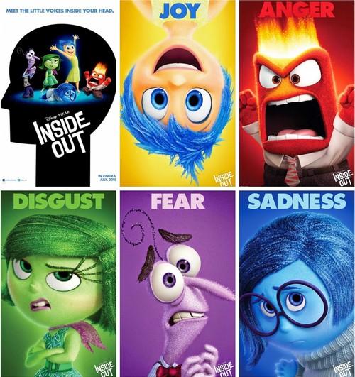 'Del revés (Inside Out)', la película más redonda y adulta de Pixar