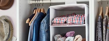 Pon orden en el armario con estos 13 artículos de almacenaje de Ikea