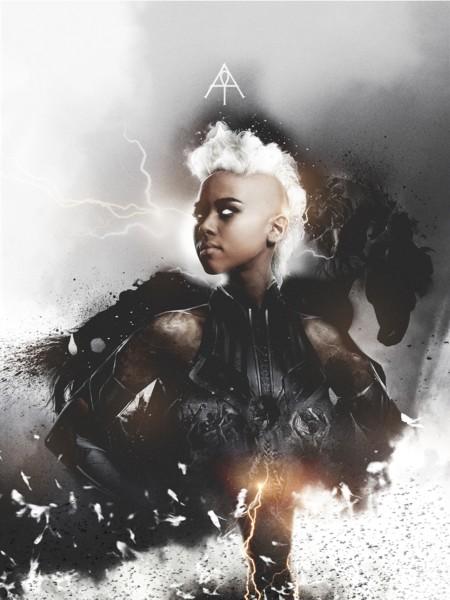 X Men Apocalipsis Posters Jinetes 3