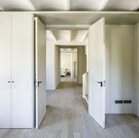 Lucia Olano Arquitecta Vivienda Unifamiliar Tres Torres Barcelona Distribuidor 06a6975