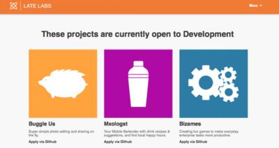 Late Labs, del crowdfunding al crowdcoding