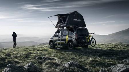 Peugeot Rifter 4x4 Concept 2