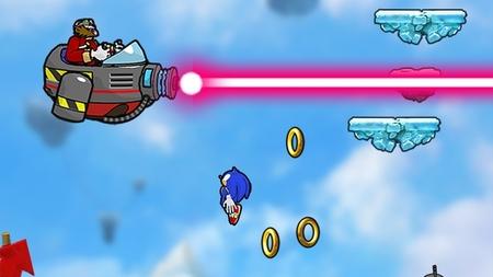 'Sonic Jump' da el salto a iOS. Aquí su tráiler de lanzamiento