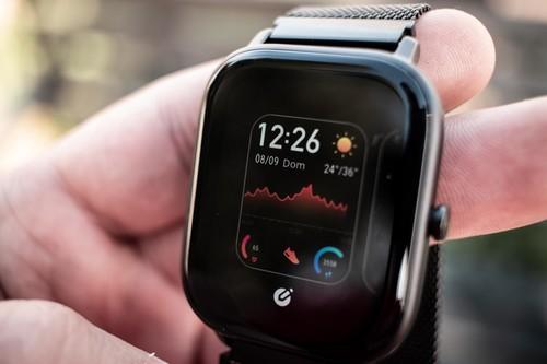 Amazfit GTS, análisis: batería duradera y pantalla AMOLED para uno de los mejores smartwatch en relación calidad-precio