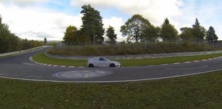 Parece que el SEAT León Cupra no va precisamente lento en el Nordschleife