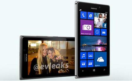 Filtradas imágenes de un supuesto Nokia Lumia 925