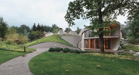 Casa Moderna Organica 2