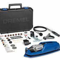 Oferta flash en la multiherramienta Dremel 4000-4/65 EZ: ideal para el día del padre por 87,90 euros en Amazon
