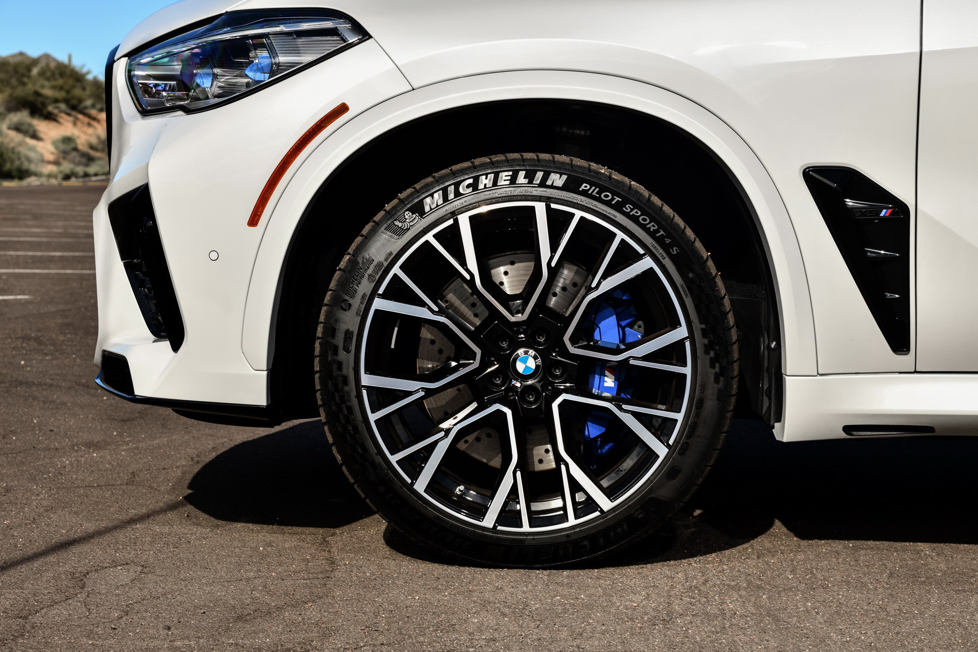 Foto de BMW X5 y X6 M Competition (10/31)