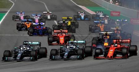 Barcelona F1 2019