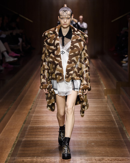 Burberry Autumn Winter 2019 Collection Look 39