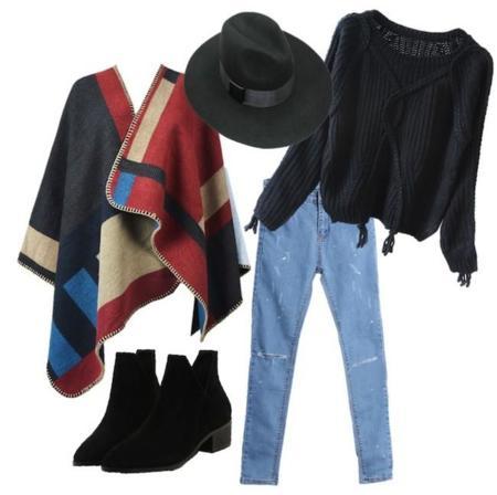 Outfit Otono 2014 Choies
