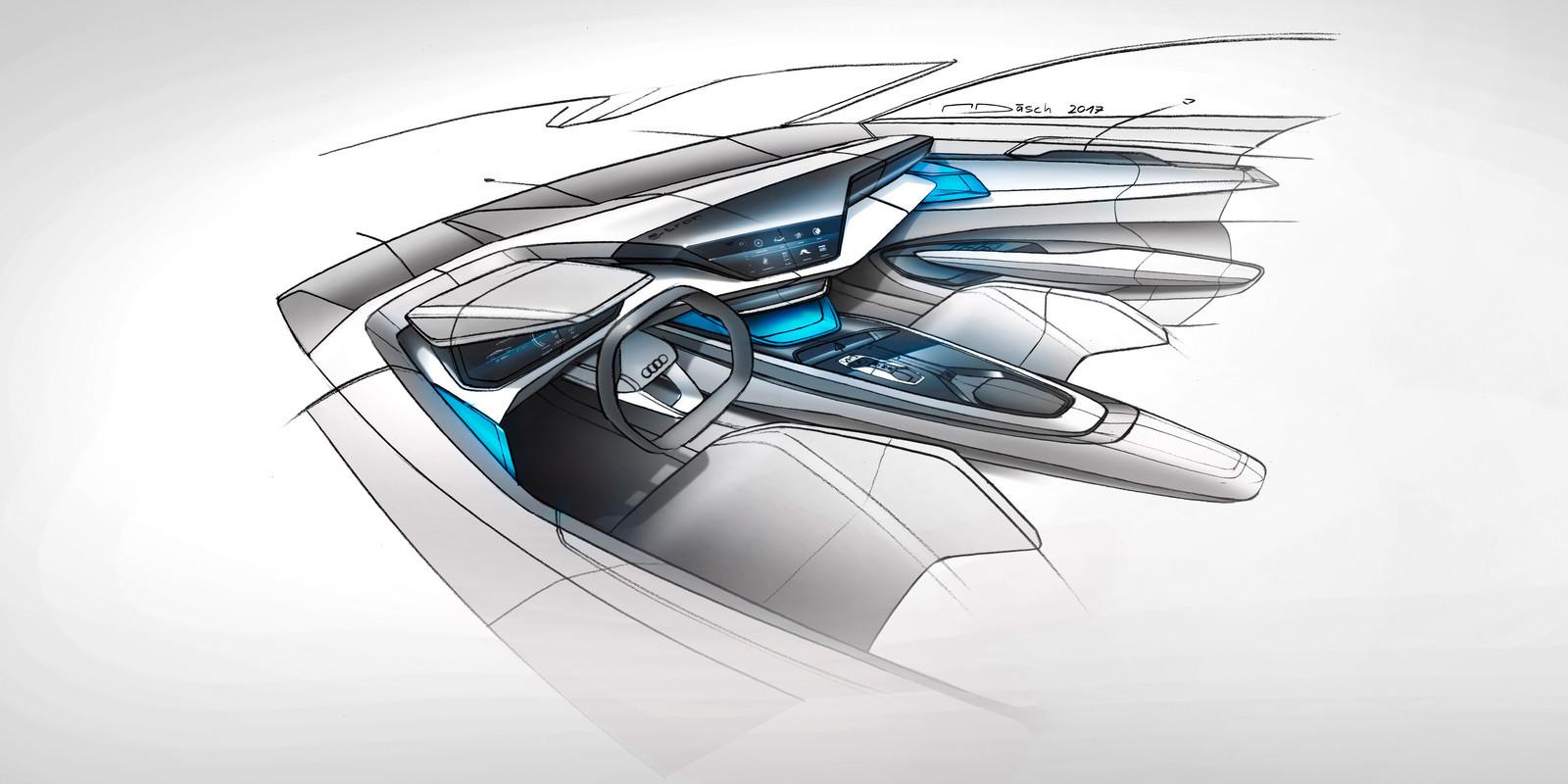 Foto de Audi e-tron GT concept 2018 (24/55)