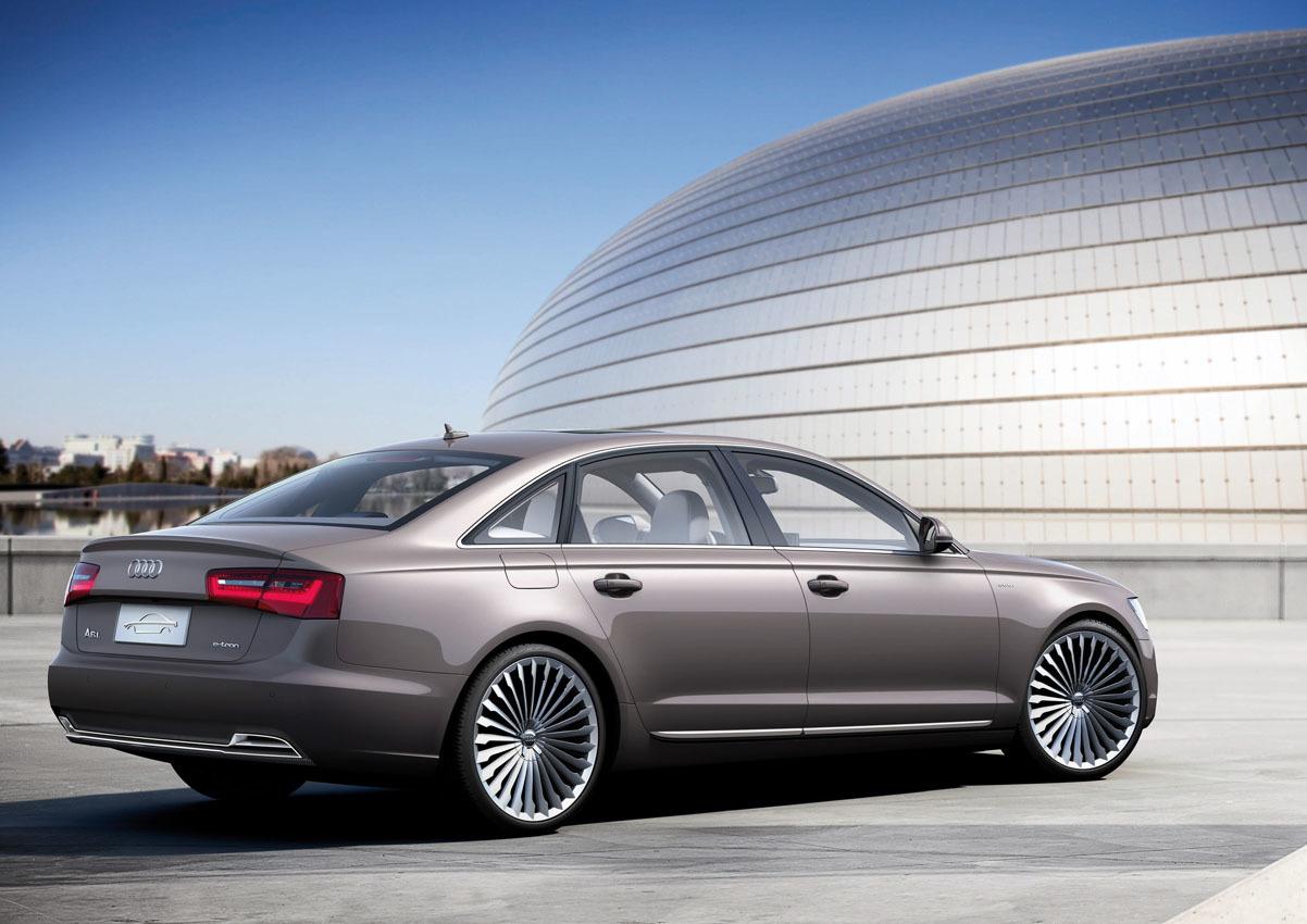 Foto de Audi A6 L e-tron Concept (4/22)