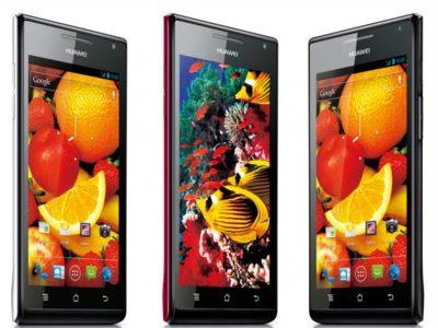 Huawei Ascend P1 llega a España con Vodafone