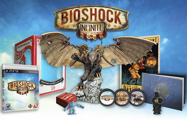 Ultimate Songbird Edition Bioshock Infinite