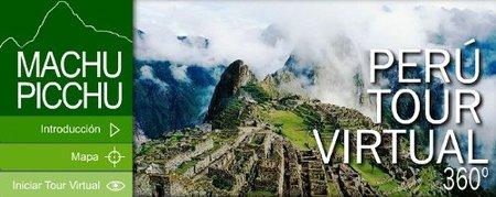 Tours virtuales por Perú en panorámicas de 360º