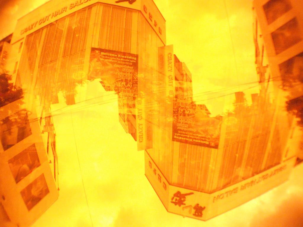 Lentes experimentales Lomography para Micro Cuatro Tercios