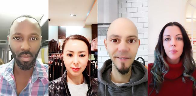 Modos Belleza chinos