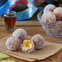 Cómo hacer castagnole, los buñuelos italianos: receta de Carnaval