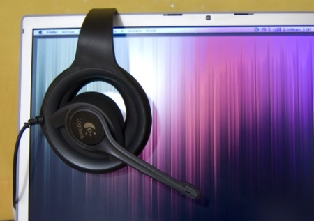 Auriculares con micro: Digital Precision PC Gaming Headset de Logitech