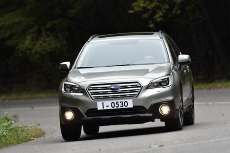 Subaru Outback 2015, 29.900 euros es su precio de partida