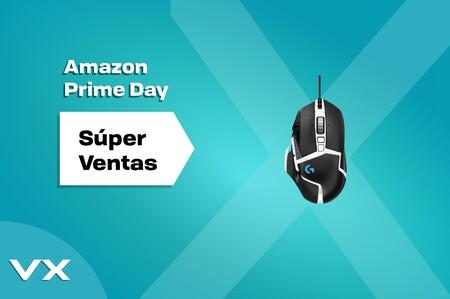 El ratón gaming más vendido de Amazon está a precio mínimo histórico por el Prime Day: en oferta por menos de 40 euros