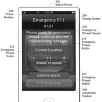 Apple patenta un modo de emergencia para el iPhone
