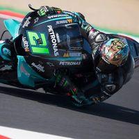 """Franco Morbidelli quiere ser el Lewis Hamilton de MotoGP: """"Hay un gran asunto que tratar, el del racismo"""""""