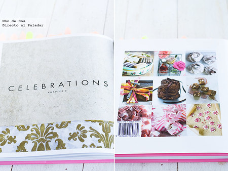 Gifts from the kitchen. Libro de recetas