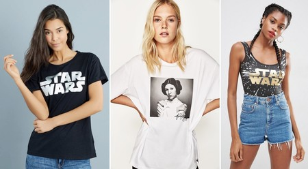 Star Wars Camisetas 1