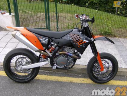 Moto22 en la competición: la moto (1/4)