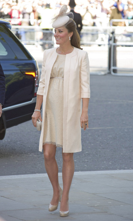 Kate Middleton embarazo moda