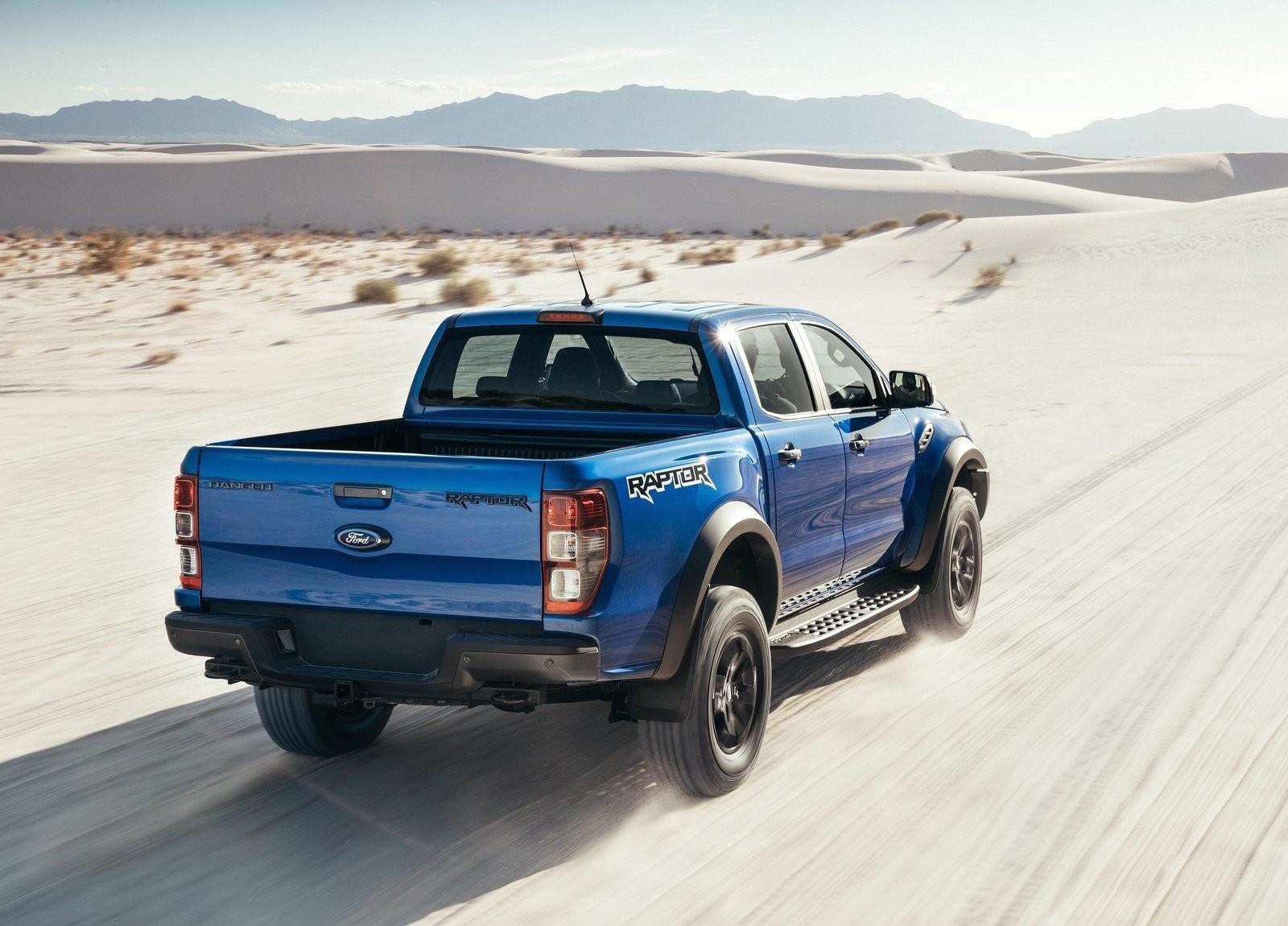 Foto de Ford Ranger Raptor (6/12)