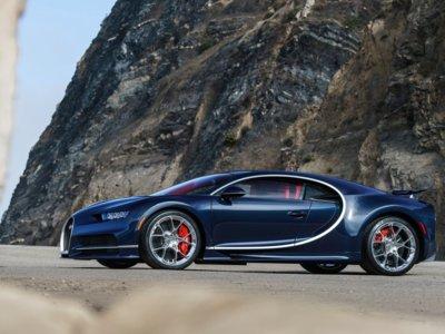 Si quieres un Bugatti Chiron, corre. Casi la mitad de la producción ha sido vendida
