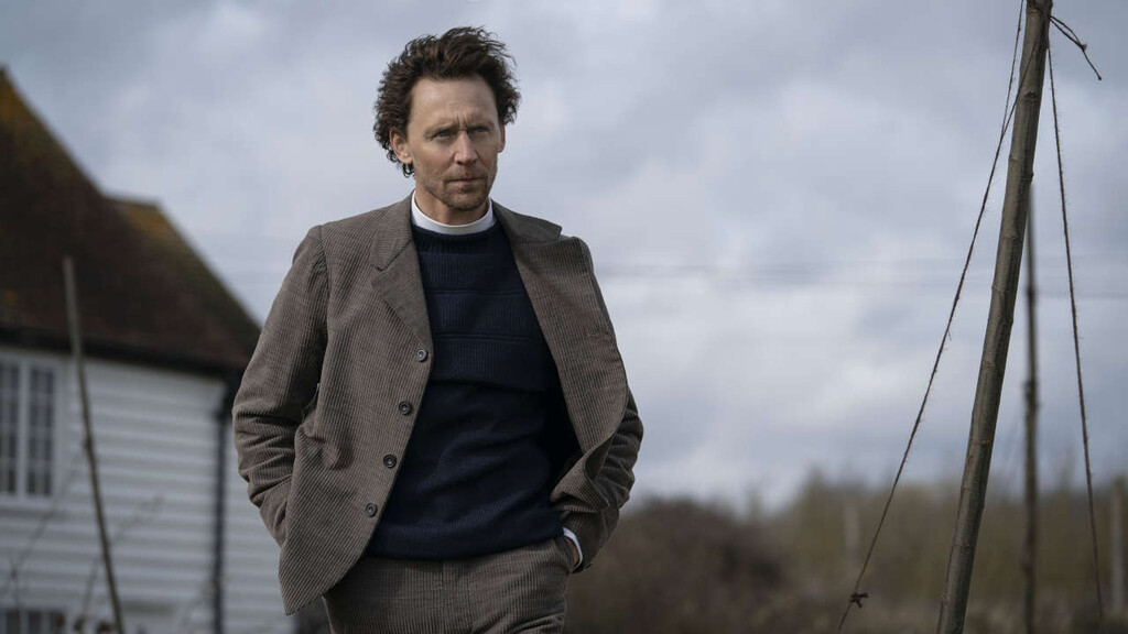 Tom Hiddleston se une a Claire Danes en 'The Essex Serpent': Apple TV+ desvela la primera imagen de su nueva serie de época