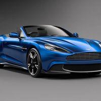 El Aston Martin Vanquish S pierde el toldo y nos presenta su lado más sexy con su versión Volante