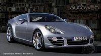 Imágenes del posible Porsche 928
