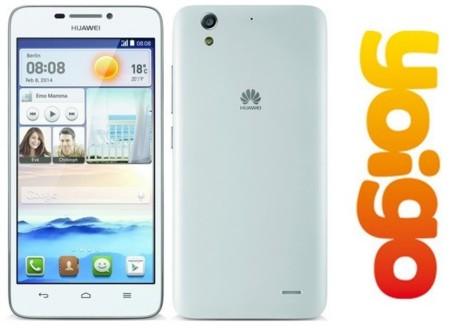 Precios Huawei Ascend G630 con Yoigo
