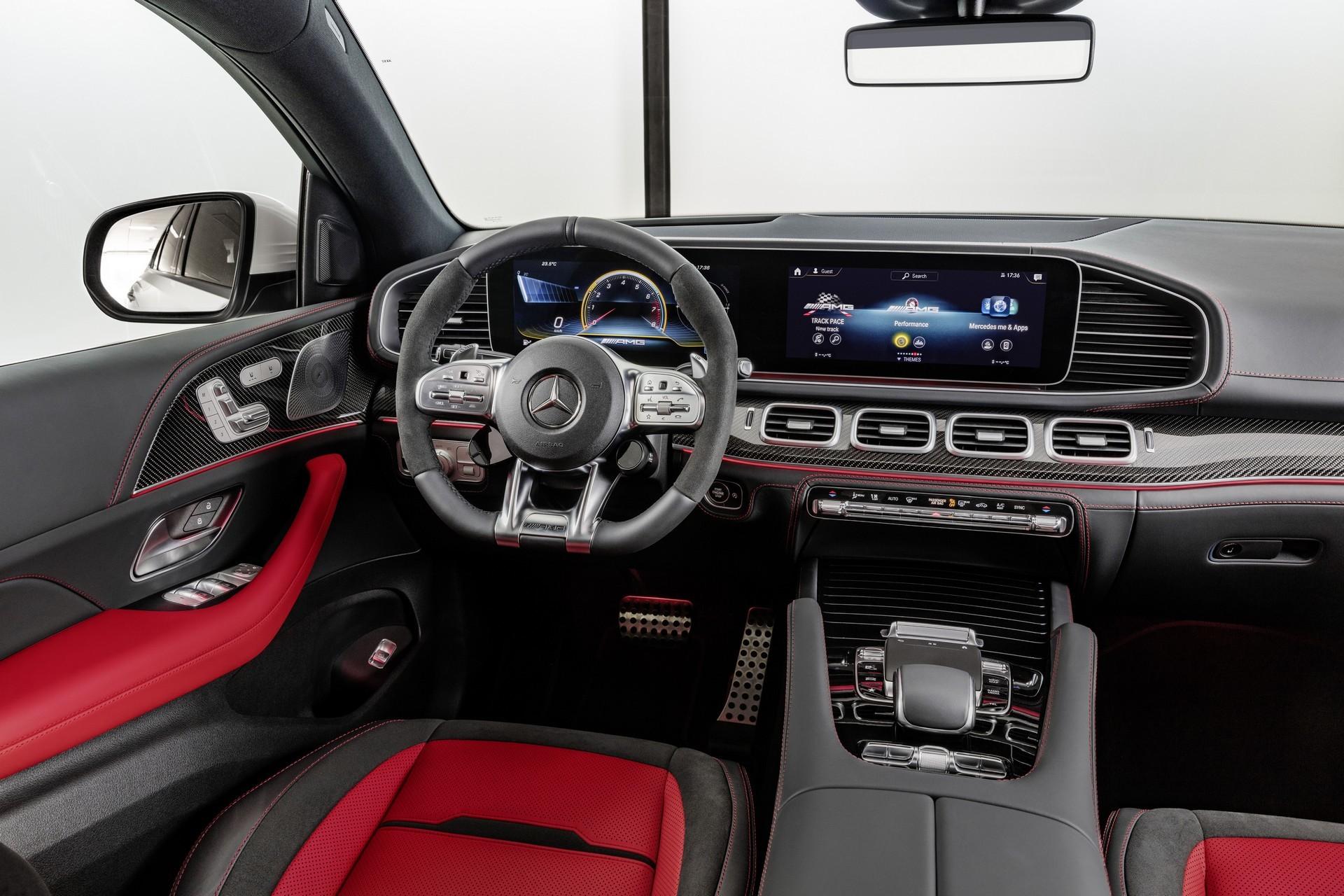 Foto de Mercedes-Benz GLE Coupé 2020 (48/52)