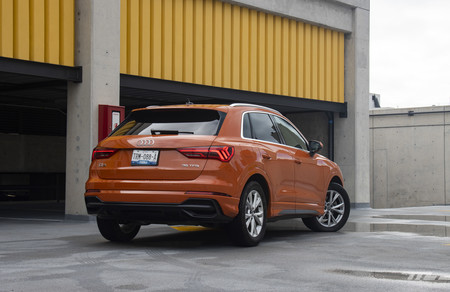 Audi Q3 prueba de manejo 2020 3