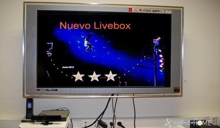 Presentación nuevo Livebox