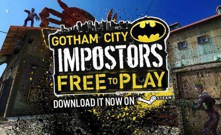 'Gotham City Impostors', el FPS desenfadado sobre el universo Batman, se pasa al free-to-play y viene con tráiler para la ocasión