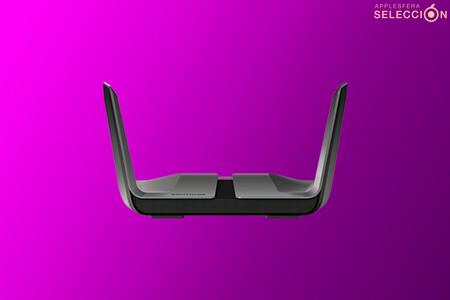 Saca partido al Wi-Fi 6 de tu iPhone con el potentísimo router Netgear Nighthawk RAX80, rebajado a 289 euros en Amazon